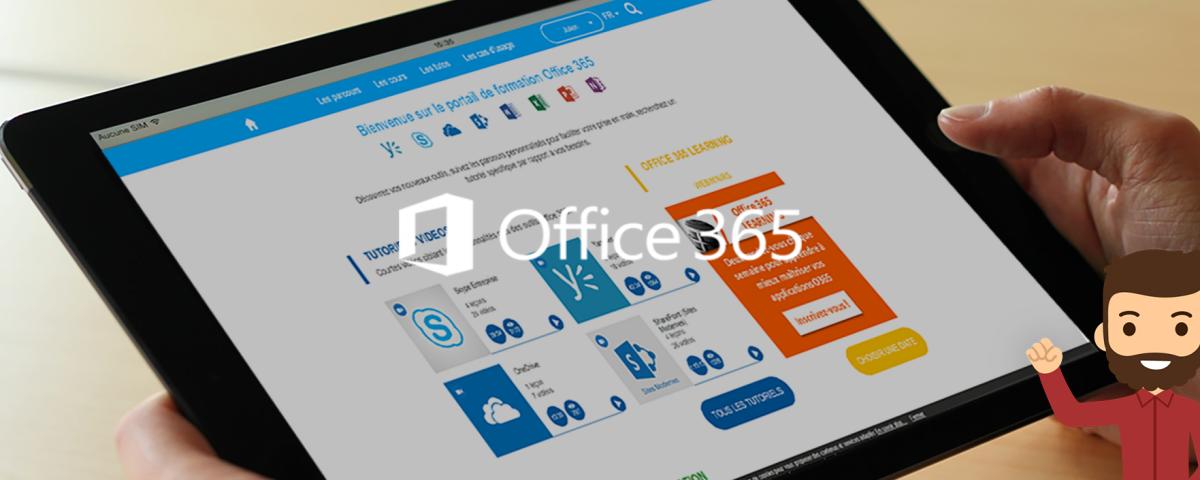 L'accompagnement Office 365 d'un groupe industriel énergétique