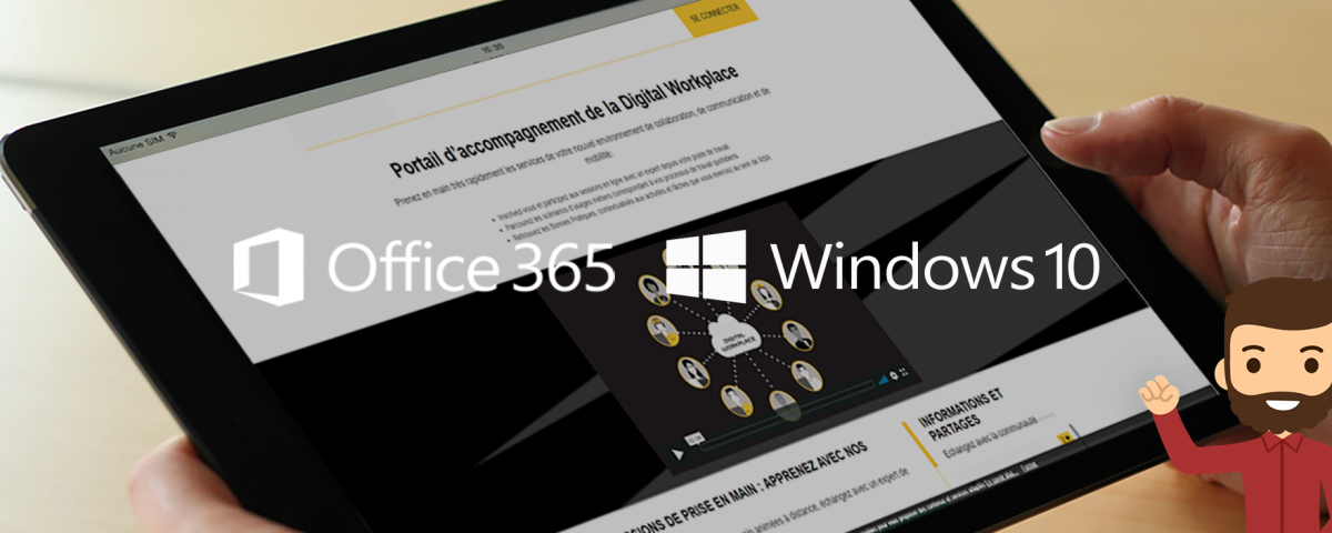 L'accompagnement Office 365 d'un constructeur automobile