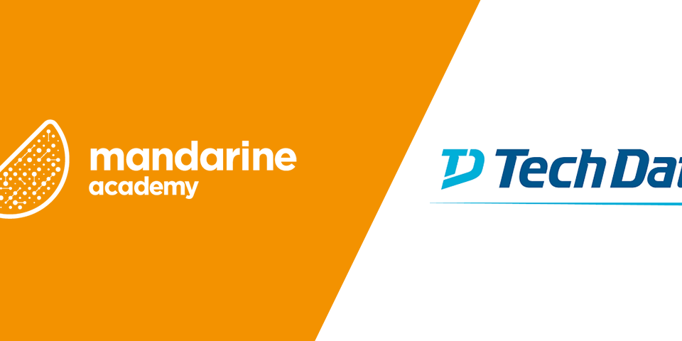 TechData announces collaboration with Mandarine Academy