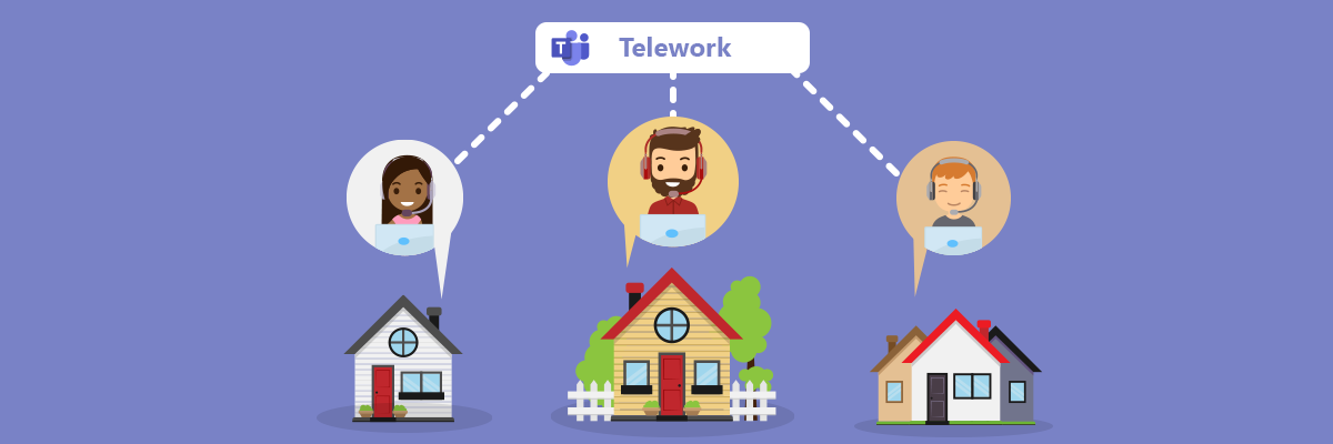 [Covid-19] Setting up telework? Check out our dedicated training
