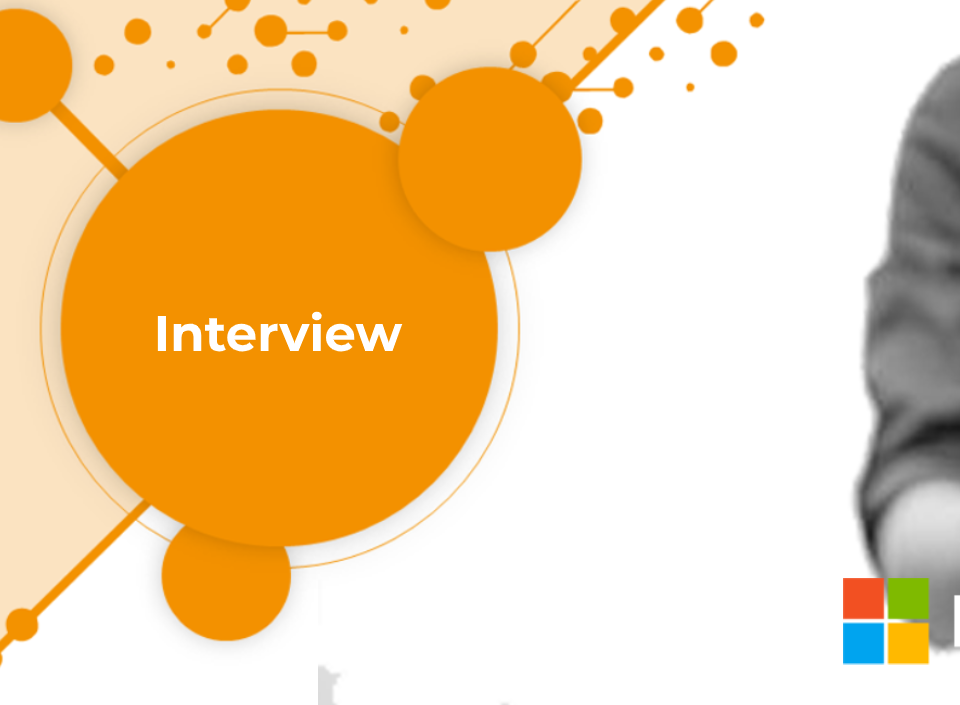visuel interview Microsoft