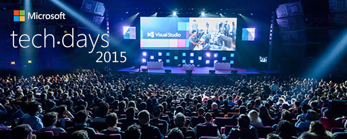 Mandarine sera présent aux Microsoft Experiences 2016 !