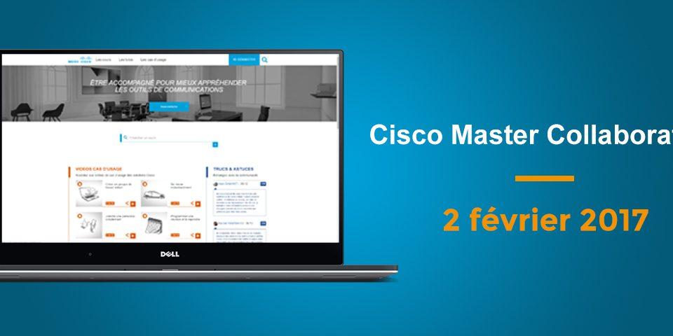 Nous participons à la Conférence Partenaires Cisco !