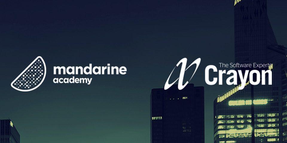 Mandarine, partenaire de Crayon, sera présent lors de l'IT Partners 2017 !
