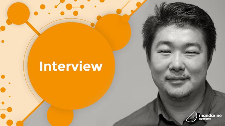 Interview de Samuel Rouxel, ingénieur pédagogique chez Mandarine Academy