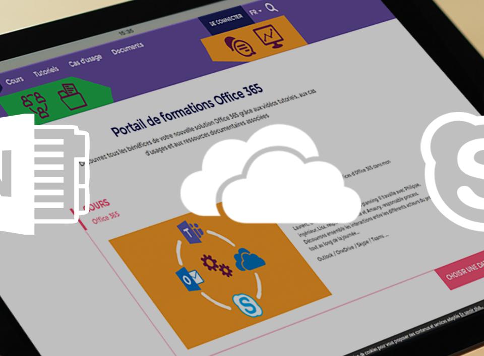 L'accompagnement Office 365 d'un leader mondial de l'emballage dans 14 langues