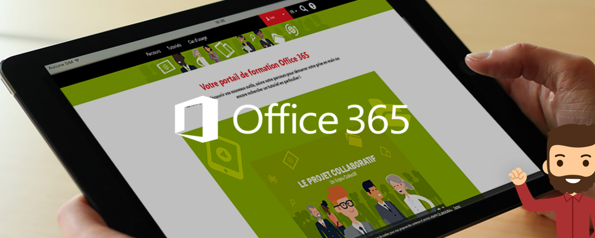 L'accompagnement d'une industrie agroalimentaire Office 365