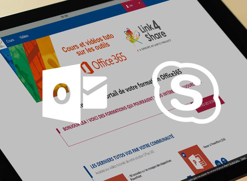 L'accompagnement Office 365 de 1 777 utilisateurs