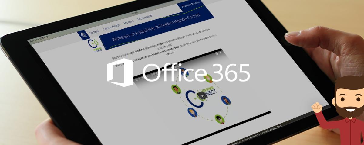 L'accompagnement Office 365 d'une société de transports
