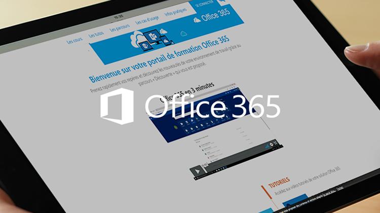 L'accompagnement Office 365 d'un quotidien régional par Mandarine Academy