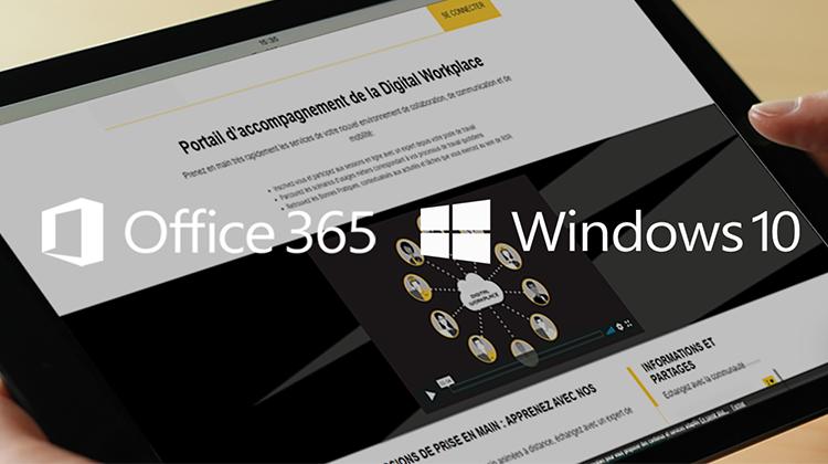 L'accompagnement Office 365 d'un constructeur automobile