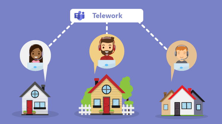 Covid-19 | We are providing YOU support in setting up TELEWORK