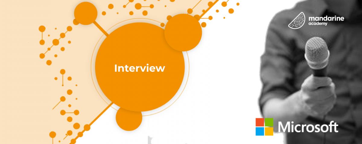 visuel interview Microsoft