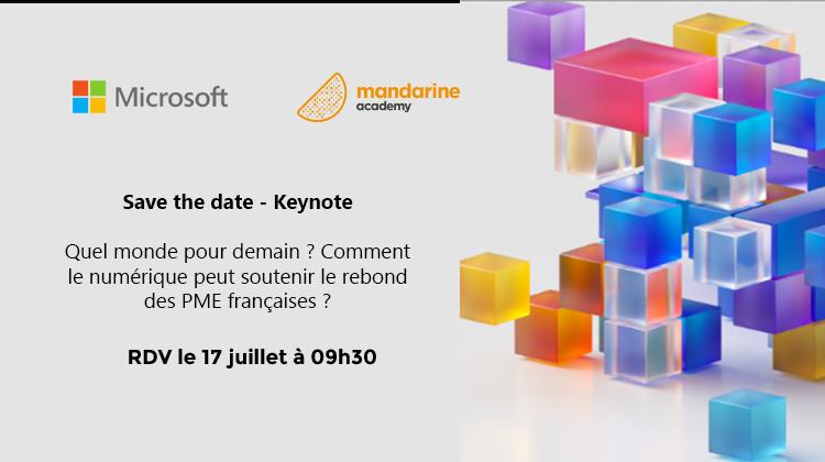 [Keynote] Comment le numérique peut soutenir le rebond des PME ?