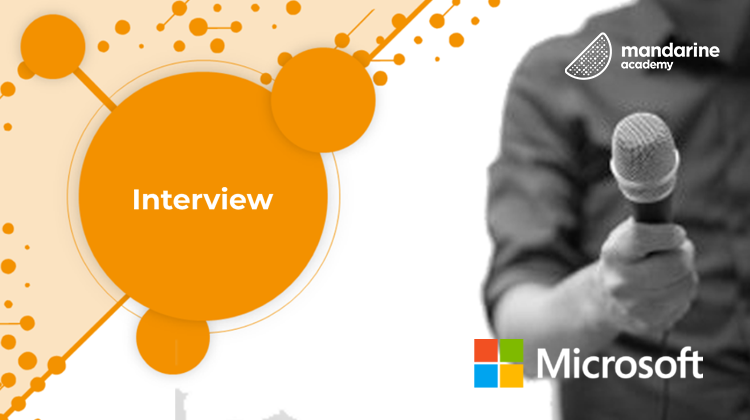 Interview | Fanny: Microsoft Service Adoption Specialist Certified