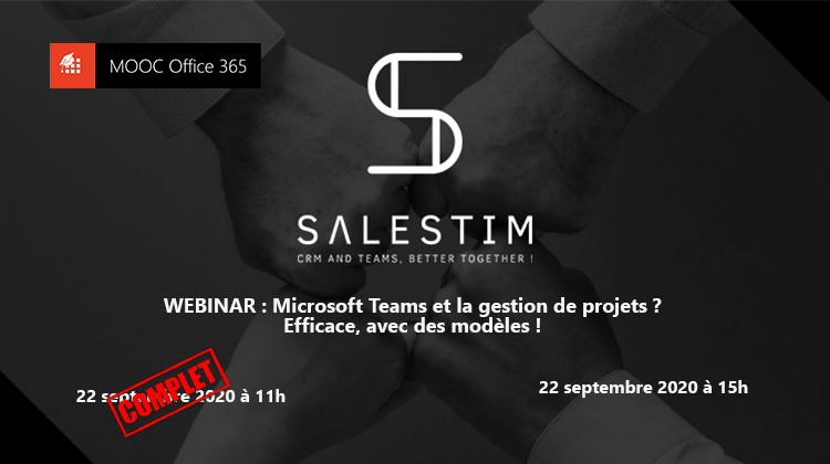 SalesTim : Gestion de projet