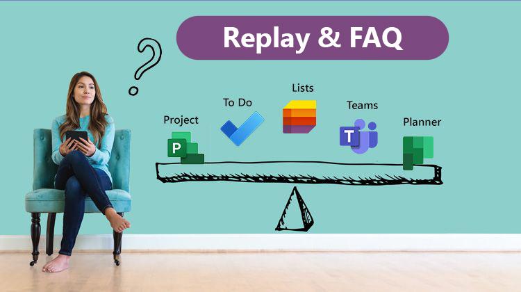 Retour sur notre dernier webinar autour des usages avec le replay et la FAQ