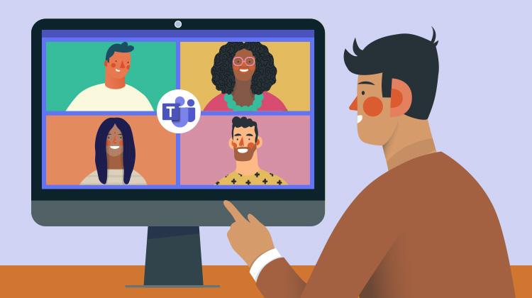 Gérez vos réunions avec Teams, l'outil collaboratif par excellence