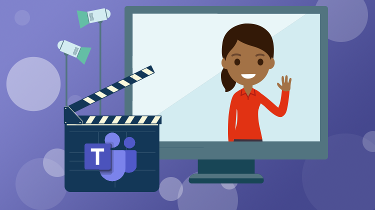 A course focused on organizing and conducting live events in Microsoft Teams, in solo or as a team.